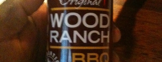 Wood Ranch BBQ & Grill is one of Arthur's Great Place To Eat.