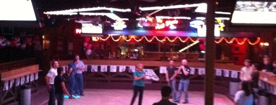 Round-Up Saloon and Dance Hall is one of Absolutely Fabulous Nightlife.