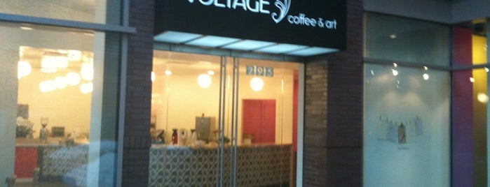 Voltage Coffee & Art is one of Coffee Shops.