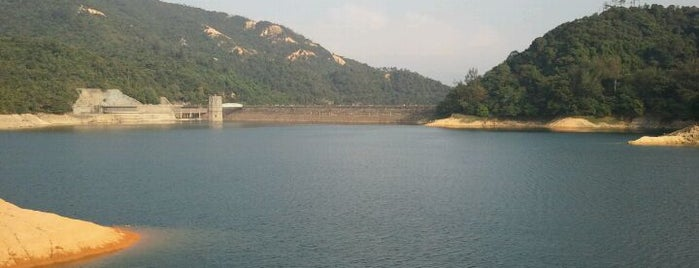 Shing Mun Reservoir is one of 101个宿位,在香港见到你死之前 - 101 places in Hong Kong.