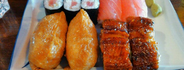 Shanghai Kitchen is one of Sushi Sampler.