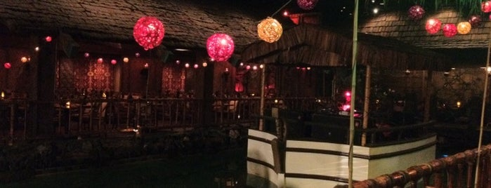Tonga Room & Hurricane Bar is one of SF.
