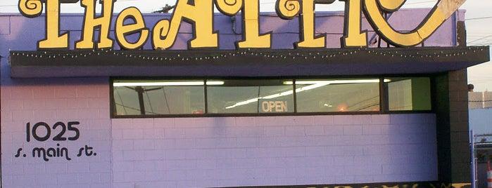 the attic is one of Lucky Elite Shopper Las Vegas.