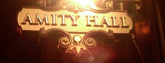Amity Hall is one of NYC Bars.