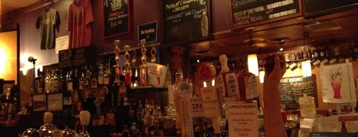 Waterfront Ale House is one of Good Beer Seal bars.