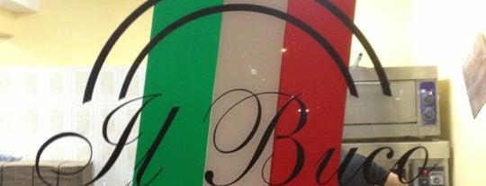 Pizza Boutique Il Buco is one of Evander: сохраненные места.