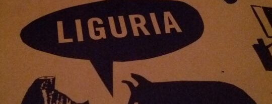 Liguria is one of Ruta Sibarita.
