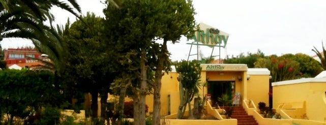Althay Apartamentos Fuerteventura is one of Lugares para volver.
