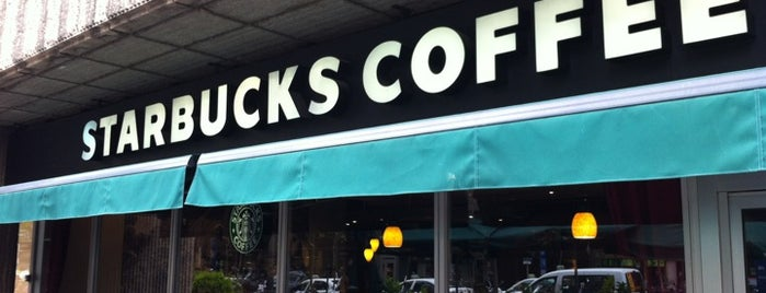 Starbucks is one of mad cafe tapas dulce.
