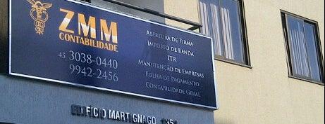 ZMM Contabilidade is one of Locais salvos de Denise.