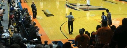 Don Haskins Center is one of El Paso.