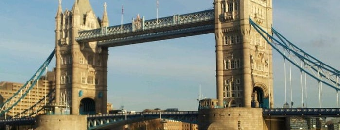 Tower Bridge is one of UK.