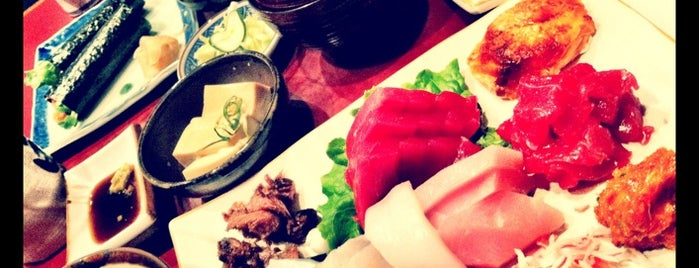 Sushi Gen is one of CBM to try in LA.