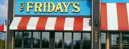 TGI Fridays is one of Onalaska wi.
