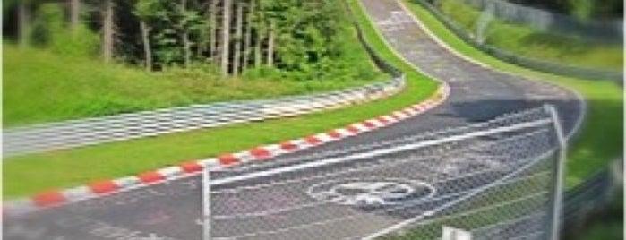 Nürburgring is one of Gespeicherte Orte von Kevin'.