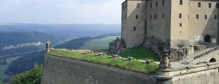 Festung Königstein is one of Германия.