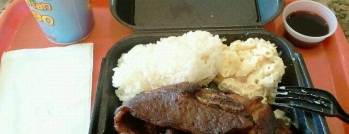 Ono Hawaiian BBQ is one of Food.