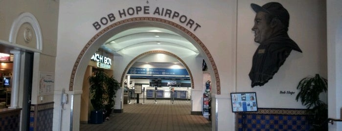 Hollywood Burbank Airport (BUR) is one of Airports (around the world).