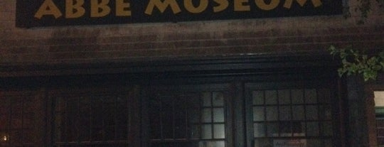 Abbe Museum is one of Acadia.
