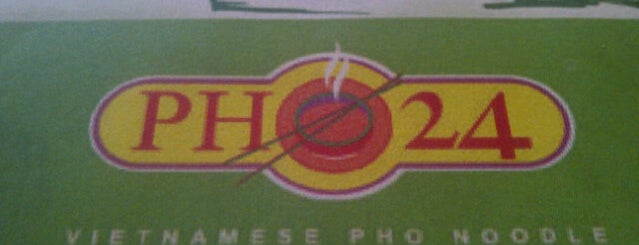 Pho24 Vietnamese Restaurant is one of Eatery Scmeatery.