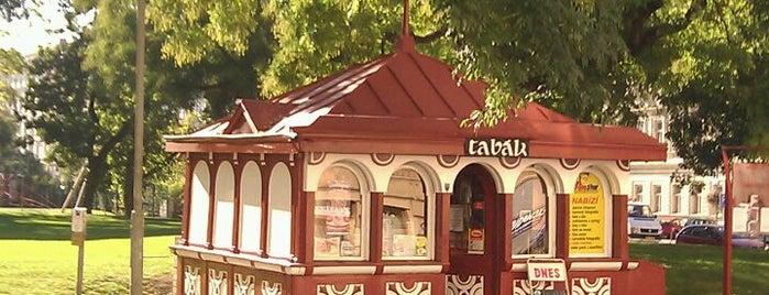 Hlavní nádraží (tram) is one of สถานที่ที่ Zuzana ถูกใจ.