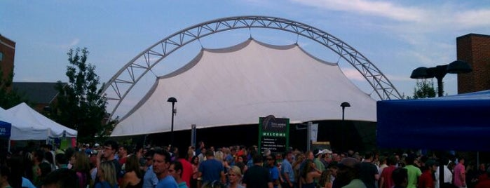 Sprint Pavilion is one of Some of My Favorite Music Venues.