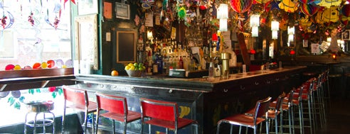 The Cubbyhole Bar is one of NYC.