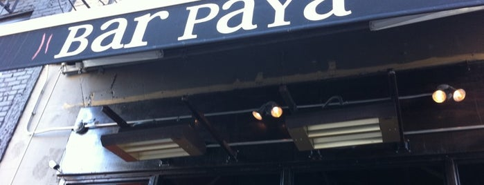 Bar Paya is one of PALM Beer in Manhattan.