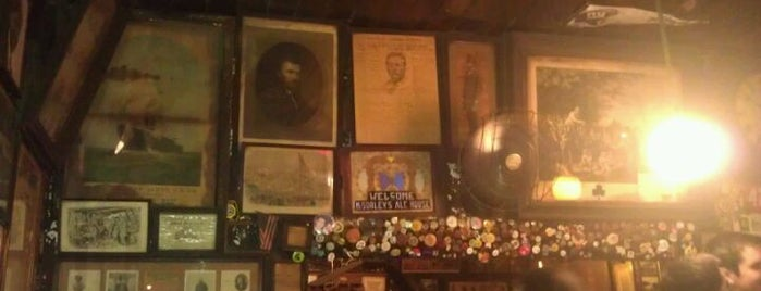 McSorley's Old Ale House is one of Great food in New York City.