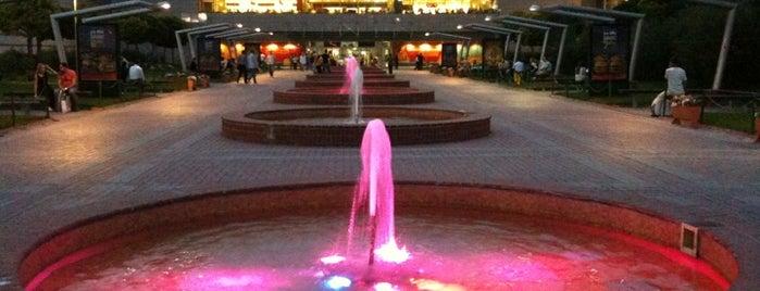 ANKAmall is one of Malls of Ankara.