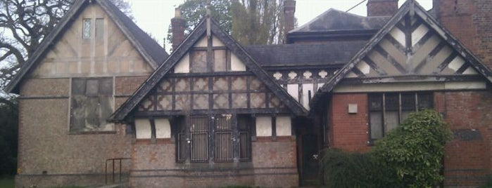 Wythenshawe Hall is one of Greater Manchester Attractions.