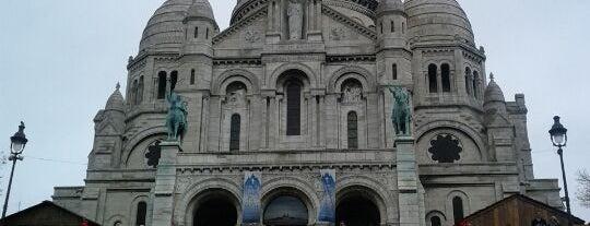 Basílica del Sagrado Corazón is one of World Sites.