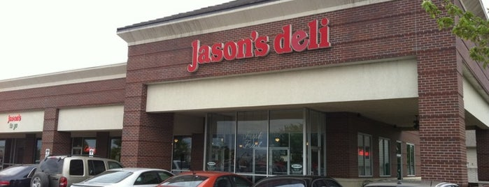 Jason's Deli is one of Restaurants I've Tried.