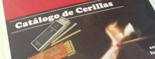 Cajas de Cerillas is one of Gespeicherte Orte von Abelardo.