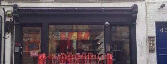 KK Outlet is one of Hi, London!.