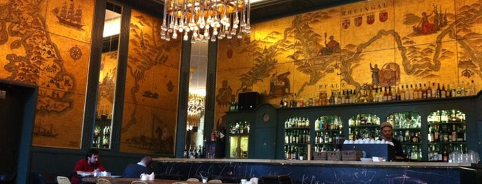 Die Goldene Bar is one of Munich And More Too.
