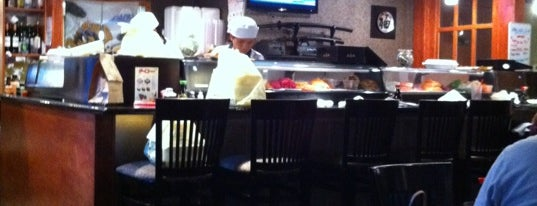 Mikimoto Japanese Restaurant & Sushi Bar is one of New Orleans, LA.