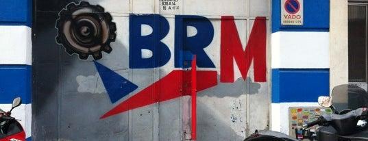 BRM Motos is one of Alvaro'nun Beğendiği Mekanlar.