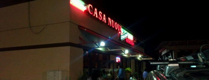 Casa Nuova Italian Restaurant is one of Food To-Do.