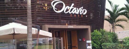 Octavio Café is one of Augustando.