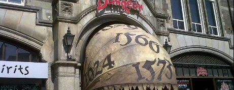 Amsterdam Dungeon is one of All Museums in Amsterdam ❌❌❌.