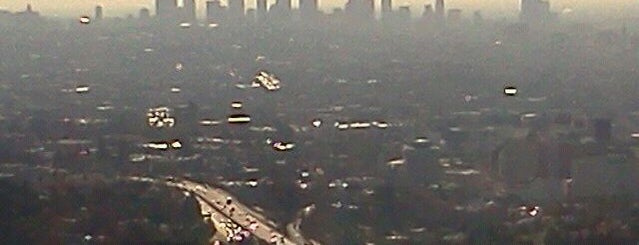 Hollywood Bowl Overlook is one of LA Guide for Arabs ;).