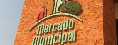 Mercado Municipal de Curitiba is one of Curitba.