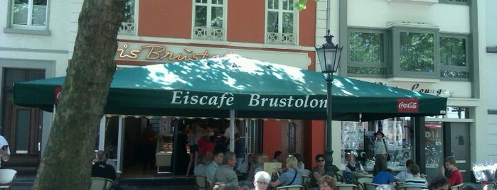 Eiscafé Brustolon is one of Coffee & Relax.