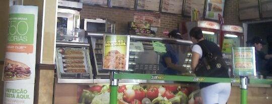 Subway is one of Posti che sono piaciuti a Diego.