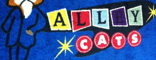 Alley Cats is one of Locais curtidos por Marlanne.