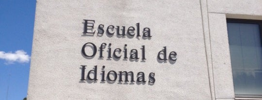 Escuela Oficial de Idiomas de Las Rozas is one of Daniel : понравившиеся места.