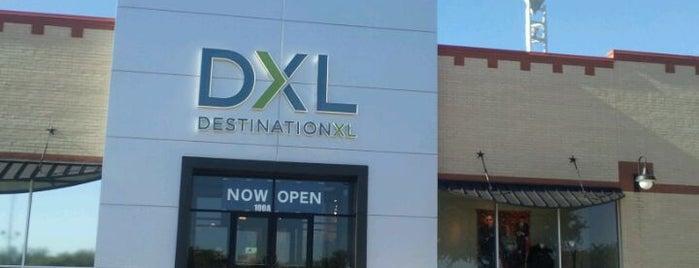 DXL Destination XL is one of James'in Beğendiği Mekanlar.