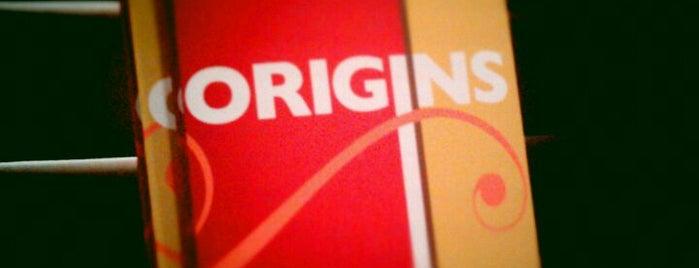 Origins is one of Em's List.