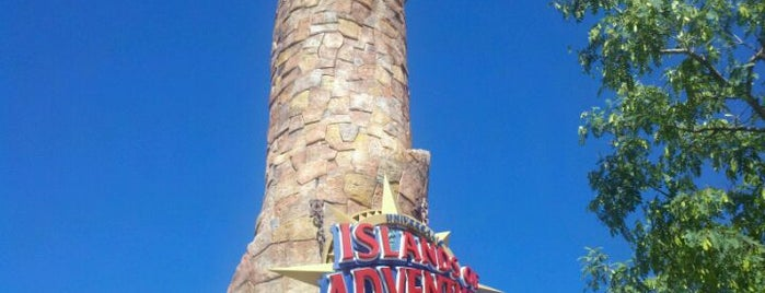 Universal's Islands of Adventure is one of Florida Trip '12.